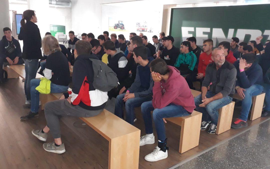 MFR-CFA Chemillé : Voyage d'étude en Allemagne
