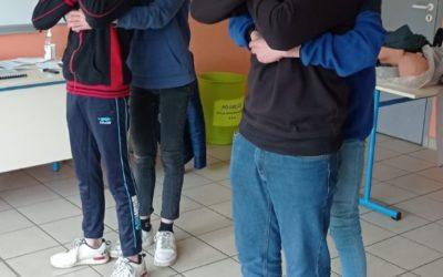 MFR-CFA Chemillé : PSC1 pour les élèves de 3ème !